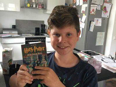 Wolfsburg, Leonardo da Vinci IGS  Harry Potter spielt in England und ich finde ihn mega cool...