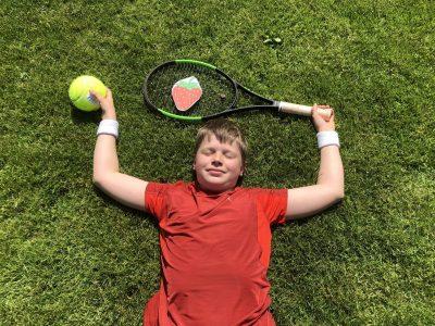 Gymnasium Bad Nenndorf  Dreaming of Wimbledon 2030 ........