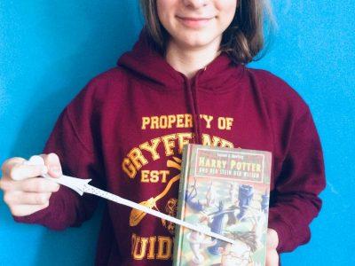 Hansa Gymnasium Köln Harry Potter ist der größte Held, der englischsprachigen Welt