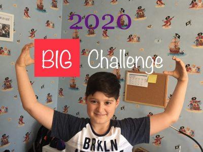 Albert-Einstein-Schule  Maintal Bischofsheim. The Big Challenge 2020 hat begonnen.