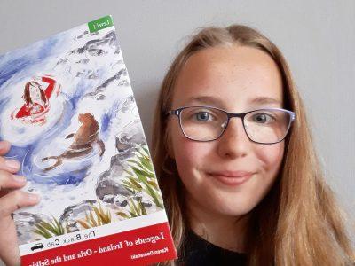 Westerstede Europaschule Gymnasium Westerstede  Dieses Buch habe ich letztes Jahr bei Big Challenge gewonnen und es hat mich inspiriert weitere Englische Bücher zu lesen.