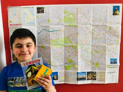 Thomasschule, Gymnasium der Stadt Leipzig Ilias-Alexandros El Badaoui  I'm happy to learn English since the 2nd class. I always wanted to go to London and see Big Ben.Many greetings from Leipzig Ilias-Alexandros El Badaoui