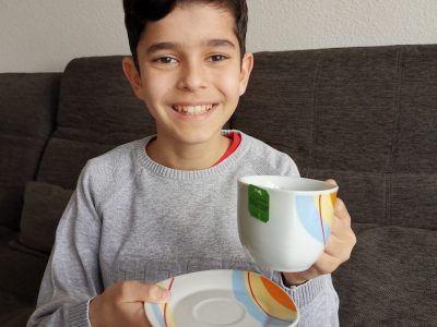 Velbert, Geschwister Scholl Gymnasium Velbert. Teatime.  ;-)