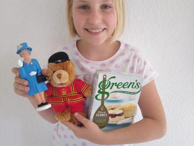 Hameln/Albert Einstein Gymnasium  Isabelle kulinarisch mit Teddy und Queen