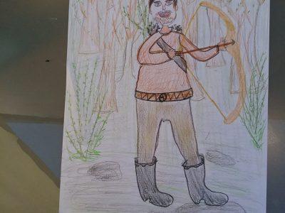 Königsbach-Stein  Willy-Brandt-Realschule   Ich liebe Robin Hood!!!