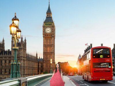 Big Josi in little London :-)