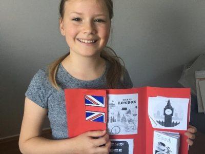 Stadt: Meerbusch Schule: Städtisches Meerbusch-Gymnasium  Karla auf Englisch-Tour