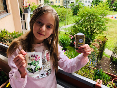 Hello   I love English tea very much  Buy,  Kateryna  Klasse 5b Willstätter Gymnasium Nürnberg