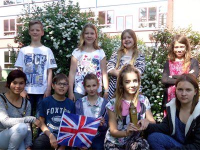 Celina Felix, Klasse 6b, Grundschule Bertolt Brecht, Schwedt Es war das erste Mal, das wir bei der Big Challenge mitgemacht haben. Wir waren alle sehr aufgeregt, aber es hat Spaß gemacht. Wir freuen uns schon auf die Ergebnisse.