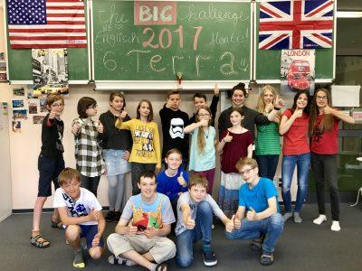 Greifswald, Montessori-Schule, Klasse 6 Terra