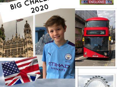 Grünwald, Gymnasium  Mit  England verbinde ich die Hauptstadt London, Fußball und den Film Paddington der Bär.