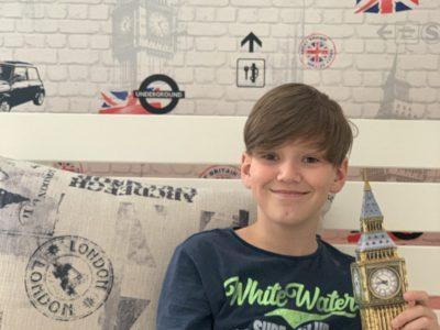 Ich bin ein großer England-Fan und mein Traum ist es den Big Ben mal in echt zu sehen! Lasse