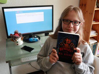 Integrierte Gesamtschule Wilhelmshaven Stammgruppe 6.4 (Beste Stammgruppe!!!). Ich liebe Bücher und Englisch :) .