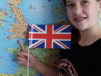 I love England :-)  68623 Lampertheim, Lessing-Gymnasium Leni Mia Basler, Kl 6c