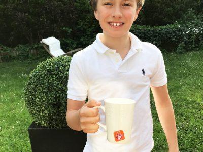 Dortmund, Max Planck Gymnasium, Klasse 5d, Tea with Milk and Sugar (-: