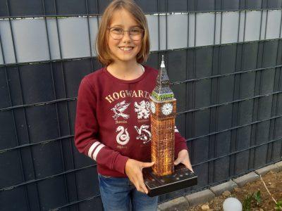 47608 Geldern Lise Meitner Gymnasium Der Big Ben ist eines der berühmtesten Bauwerke und das Wahrzeichen von England. Zudem verbinde ich mit England die Harry Potter Geschichte.