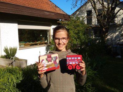 Donauwörth, Linn Motullo  Learning English at home