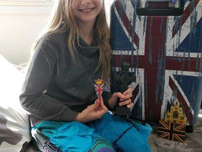 Oberhausen, Sophie-Scholl-Gymnasium Lisa Janetzki, England fan :-)