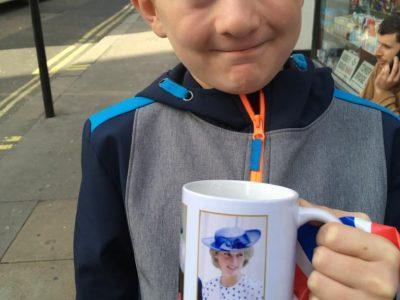 Raiffeisen Campus Dernbach Das war mein erster London Trip letztes Jahr in den Herbstferien und die Tasse habe ich für meine Oma gekauft