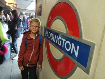 Aalen TheodorHeussGymnasium  Kommentar:London Underground