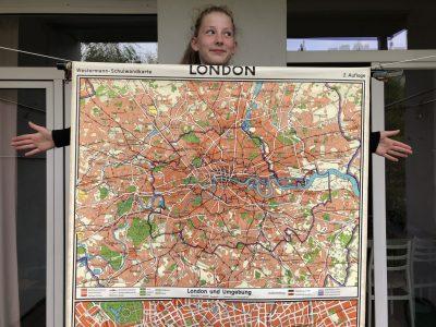 Köln, Hildegard-von-Bingen Gymnasium,  gerade den Ausflug nach London geplant, kam mir leider Corona in die Quere. So bin ich dann aber doch spontan in der schöne Stadt gekommen!