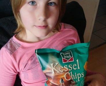 Kleve Joseph Beuys Gesamtschule.  Salt and Vinegar. Typisch Englisch  ;)