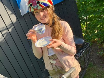 "Hamburg, Marion Dönhoff Gymnasium ""Looking forward to the next tea time in London or Glasgow!"""