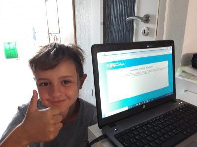 Lehrte , IGS Lehrte Hat Spaß gemacht , vielen Dank für die Möglichkeit es Online zu machen.  Gruß Niklas Nagel IGS Lehrte Klasse 5.1
