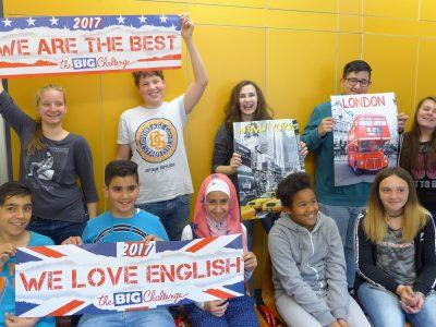 Ingeborg-Drewitz-Gesamtschule Gladbeck  Die stolzen Preisträger (Platz 1-3) aus den Jahrgängen 5, 6, 8 und 9!
