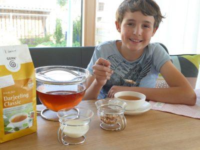 """""""It´s teatime!""""  Wieland-Gymnasium Biberach"""