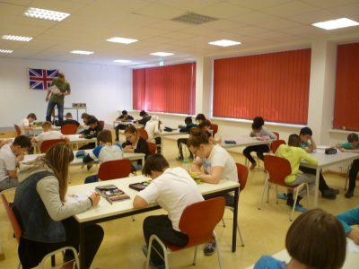 Hermann-Gmeiner-Schule Berlin Lichtenberg We like English.