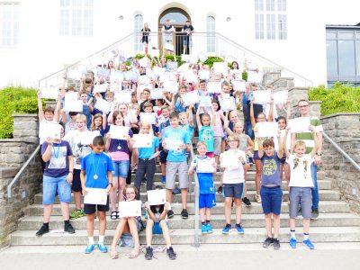 Gymnasium St. Xaver, Bad Driburg 120 stolze Big Challenger!