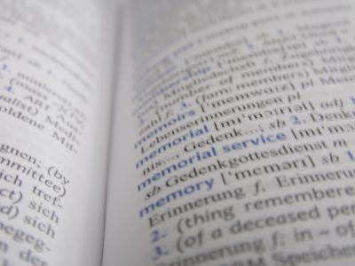 Korschenbroich, Szymon Zurawski  Das Wörterbuch der Wörter