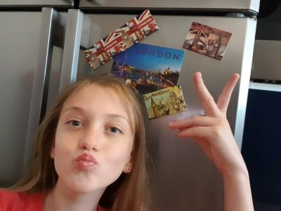 Here is my photo,thank you so much for being there. JFK School from Erfurt. Many Greetings Saskia