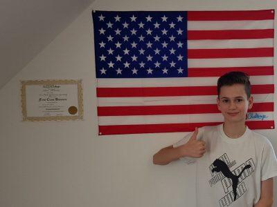 "Gevelsberg Gymnasium Gevelsberg  ""Last year's 6th grade winner and hopefully again this year"""