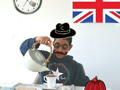 Sandhausen, Friedrich-Ebert-Gymnasium  It's Tea Time!!!