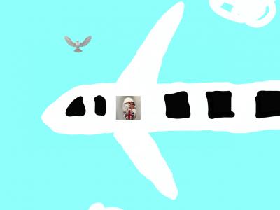 Königstein/Sankt Angela Schule  ich sitze gerade im Flugzeug auf dem weg nach England...