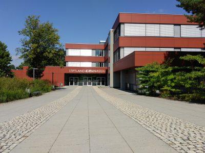 Stiftland Gymnasium Tirschenreuth, in der schönen Oberpfalz.