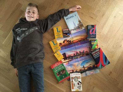 Stadt: Leipzig; Schule: Thomasschule zu Leipzig  The BIG Dictionary Challenge