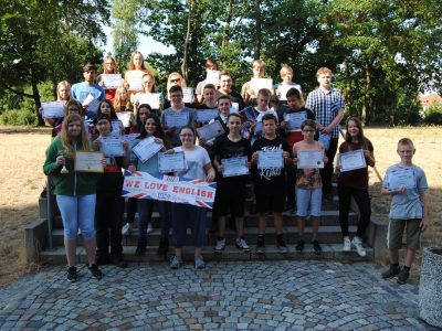 """Lutherstadt Wittenberg Die """"ROSA""""-Ganztagsschule am Schwanenteich in der Reformationsstadt! Wir gratulieren allen Teilnehmern!"""