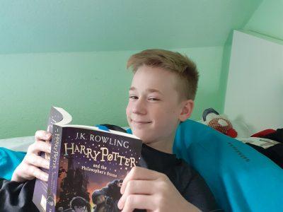 Euskirchen, Emil Fischer Gymnasium I like Harry Potter!!
