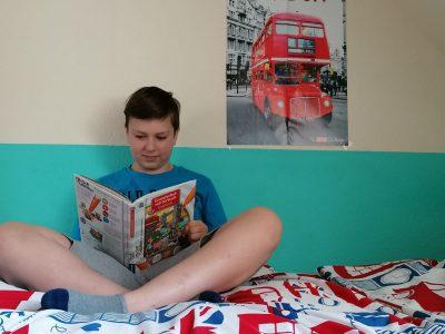 Cottbus, Lutki-Grundschule   I love London
