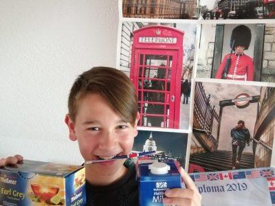 Sekundarschule Bad Bibra  Das zweite mal teilgenommen an Big Challenge!