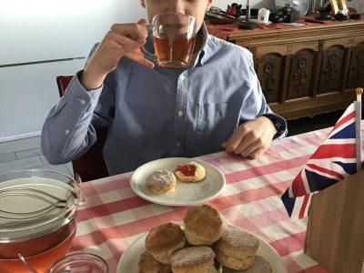 Tea Time  (Ratheim, Leonardo da Vinci Gesamtschule)