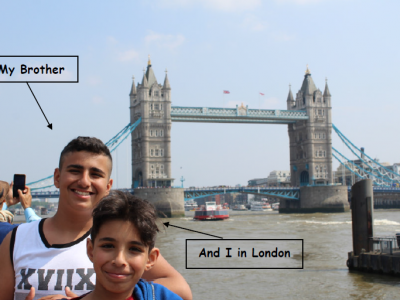 Stadt: Ludwigsburg Name: Gottlieb-Daimler-Realschule  Hi,  my name is Taner Gül. I live in Germany. I send your a picture from Tower Bridge London. I was there two years ago with my Family. It was so funny.   Bye