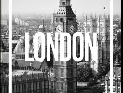 London Poster
