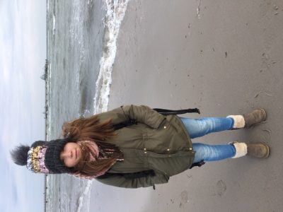 Schwalmtal Gymnasium St. Wolfhelm Vicky at the Sea