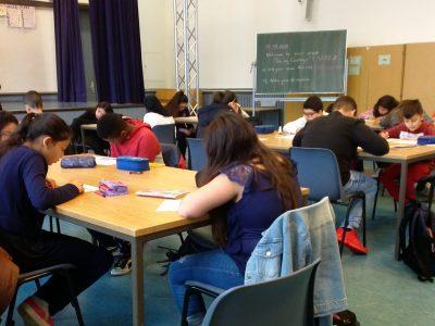 Leo-Lionni-Grundschule Berlin - SchülerInnen der 5. und 6. Klasse stellten sich der Big Challenge 2017