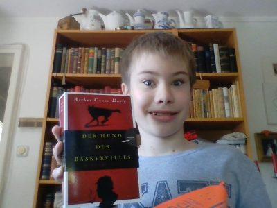 Niederkassel  Kopernikus-Gymnasium  The hound of the Baskervilles best book