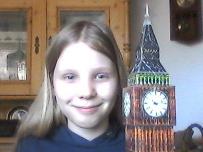 Warendorf Gymnasium Laurentianum  Ich habe dieses Bild gewählt weil ich finde das Big Ben zu London passt.